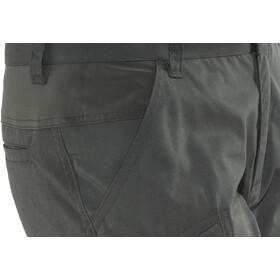 Lundhags Nybo Pantalón Zip-Off Mujer, charcoal